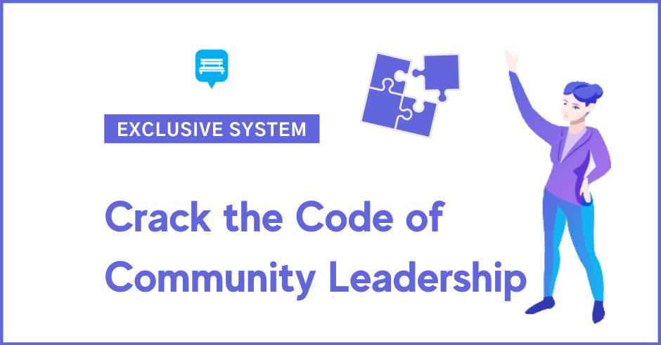 Crack the Code of Community Leadership Image - B
