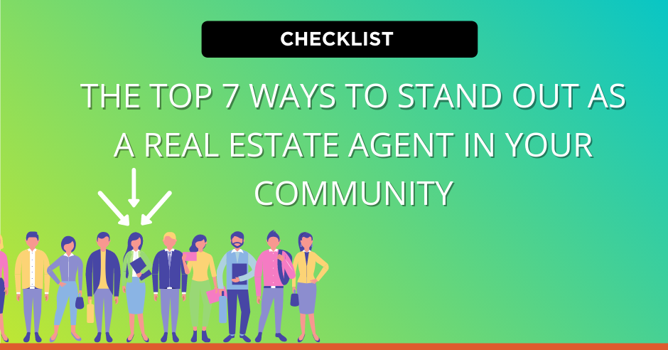 Top 7 Ways to Stand Out as a Real Estate Professional Image